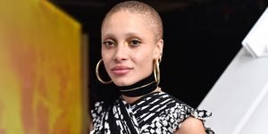 Adwoa Aboah at an event