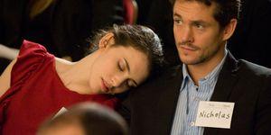 Hugh Dancy and Liane Balaban in 'Coach'