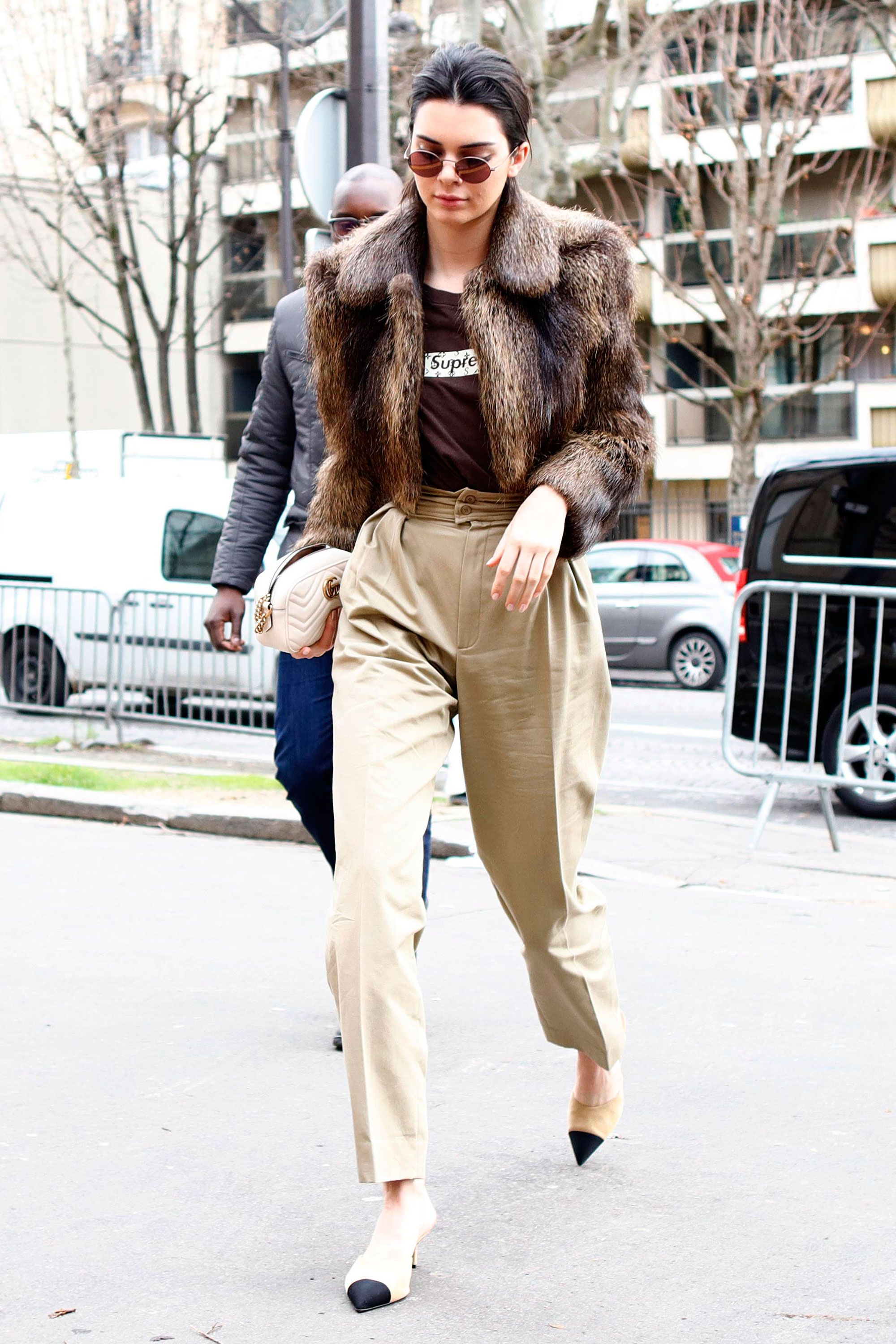Kendall Jenners Best Looks Street Style Moments