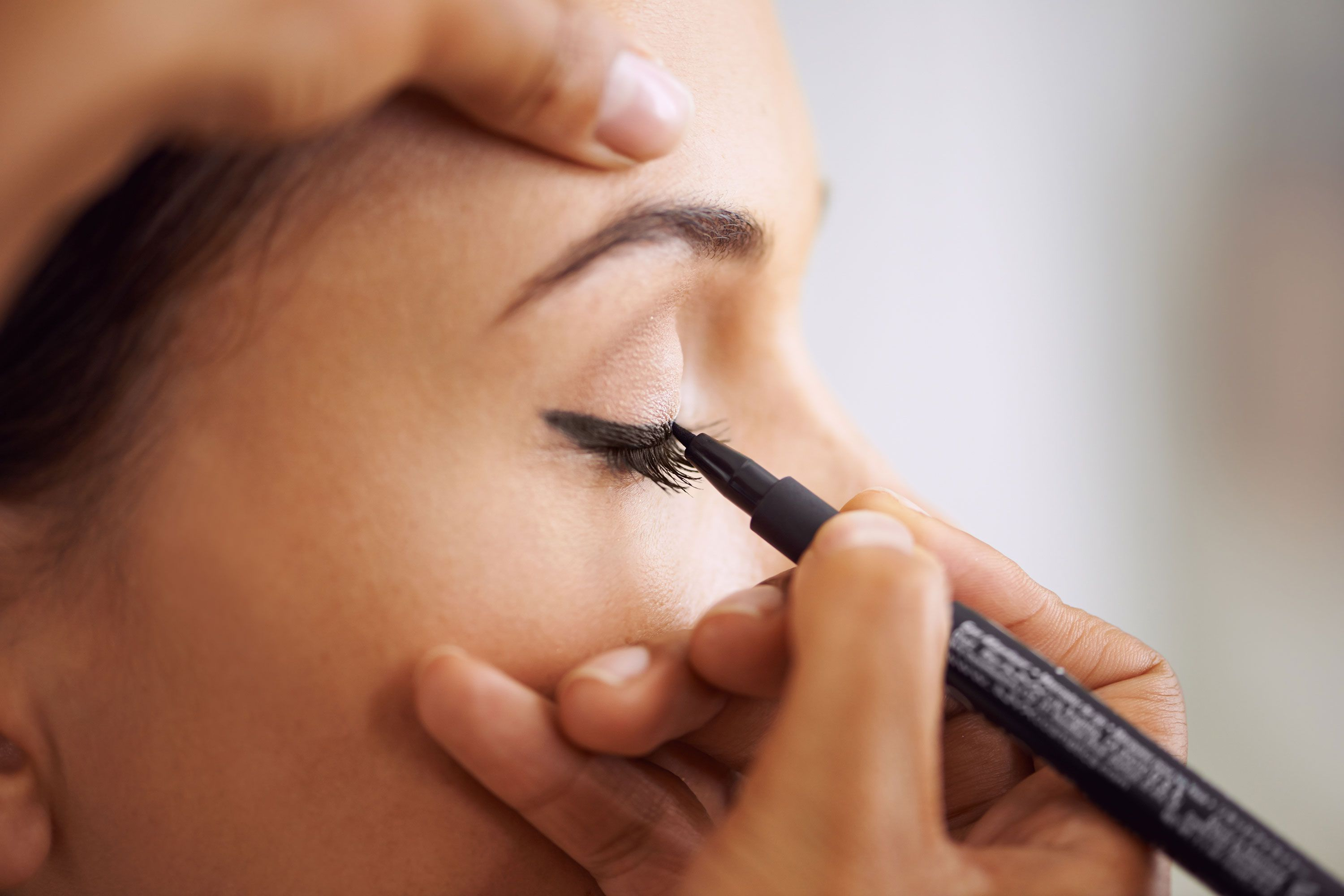 Three key make-up tricks for looking younger