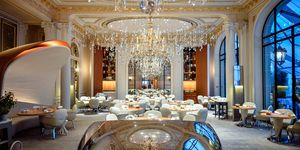 Alain Ducasse at the Plaza Athenee