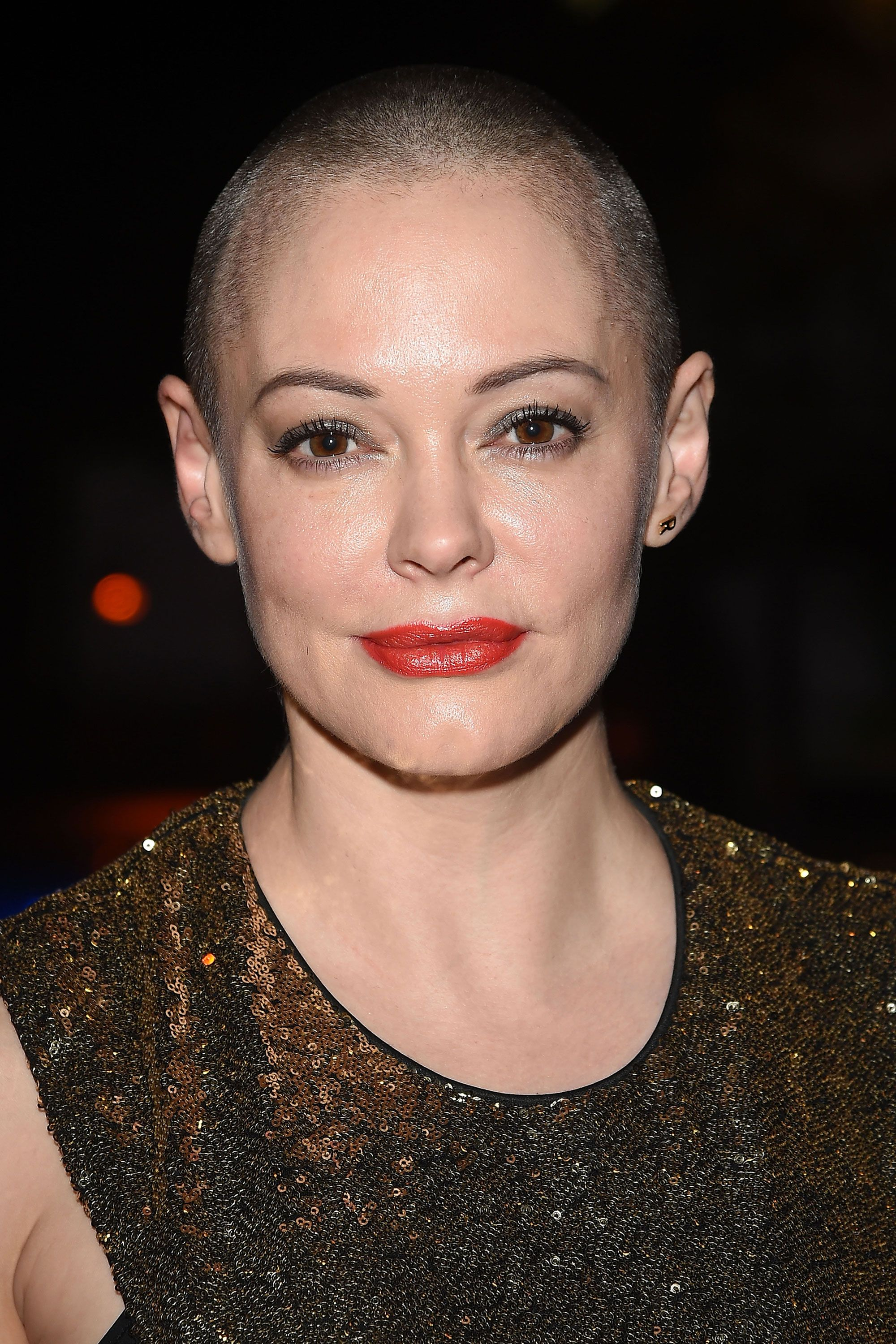 The best A-list buzz cuts