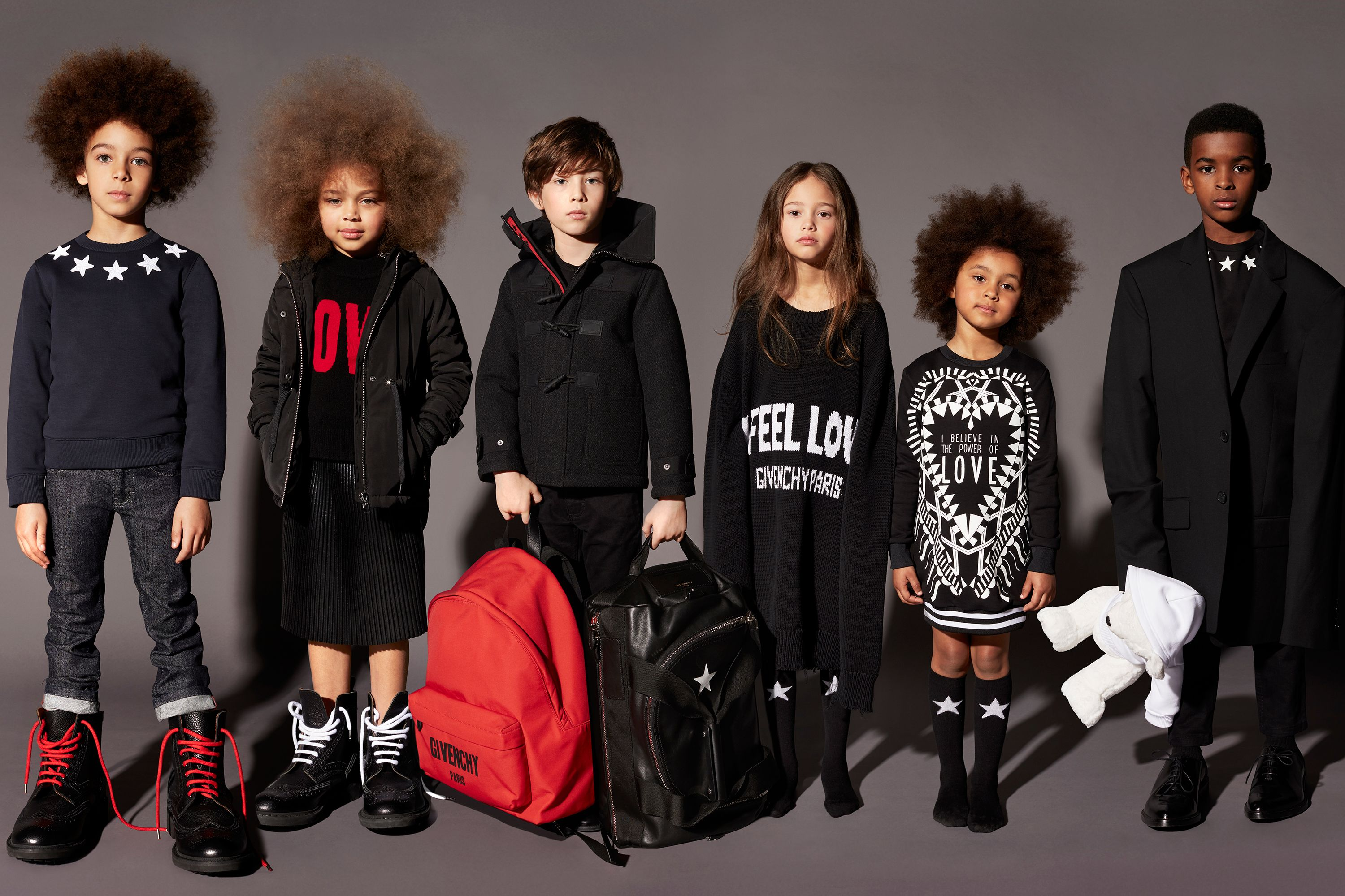 0aee4fc67 Givenchy launches childrenswear - see all the pictures