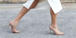 Heels banned in the workplace