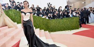 Emma Watson at the Met Gala
