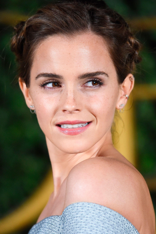 Emma Watson wearing Catbird jewellery