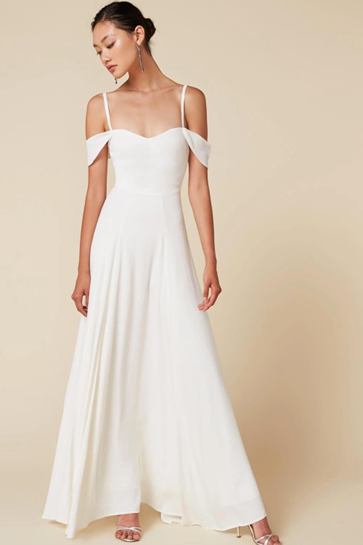 c9649060c41 Reformation bridal launches - Reformation wedding dresses