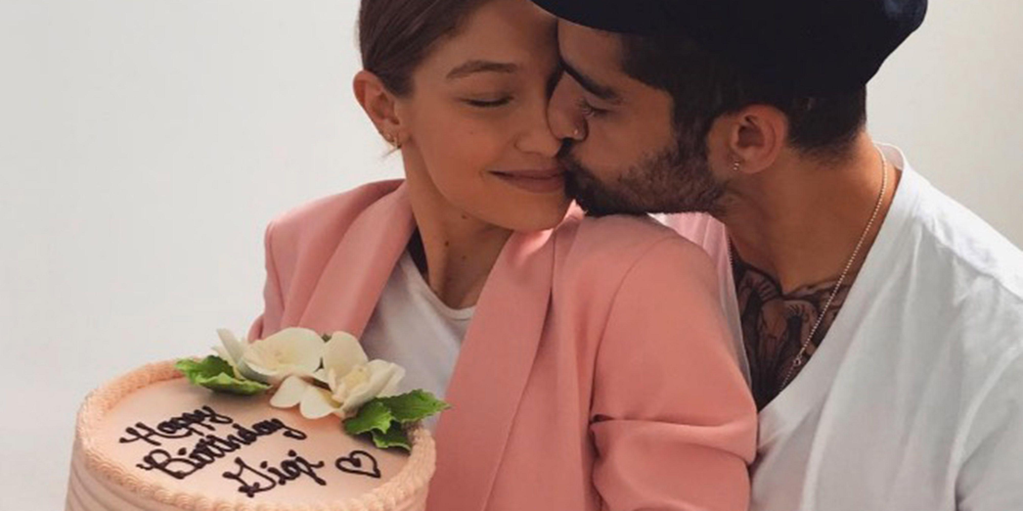 Zayn Malik showers girlfriend Gigi Hadid with love on her birthday