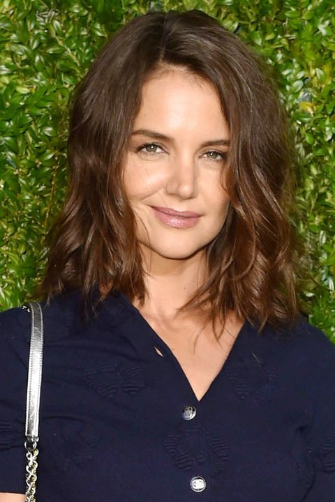 Katie Holmes Beauty Muse