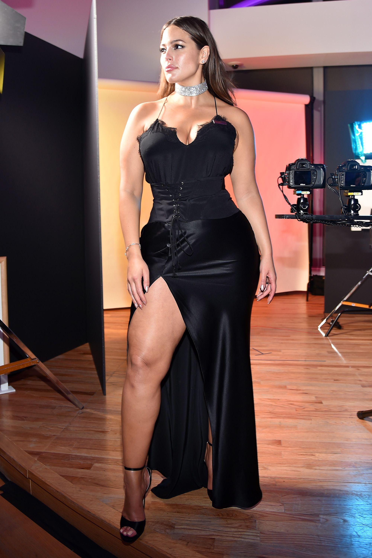 Ashley Graham At The Time 100 Gala