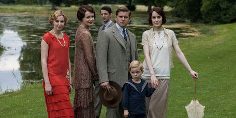 The Downton Abbey Movie Officially Has a Teaser Trailer