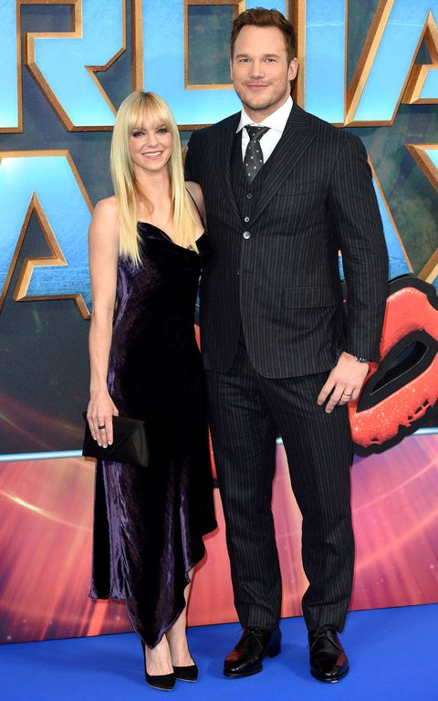 Chris Pratt and Katherine Schwarzenegger just got married in California