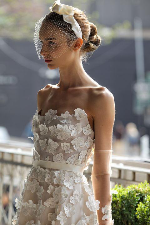 Bridal Fashion Week spring 2018