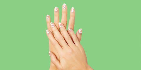 Finger, Skin, Nail, Nail care, Fashion accessory, Manicure, Thumb, Nail polish, Beige, Jewellery,