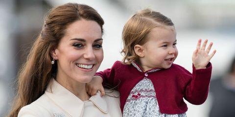 Princess Charlotte second birthday