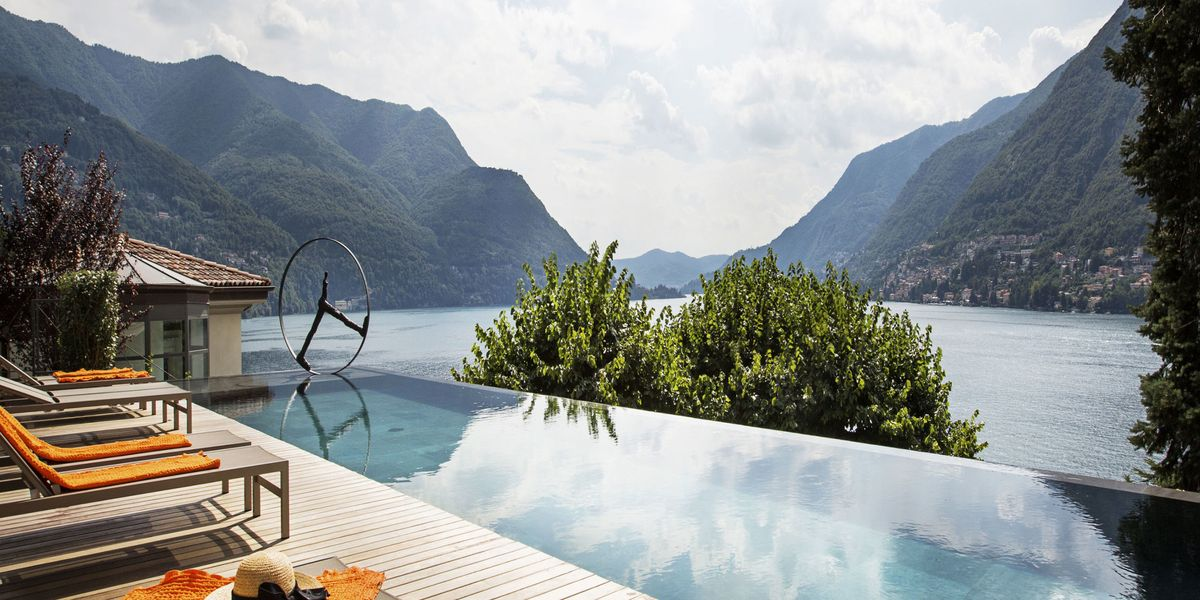 This is the most exclusive corner of Lake Como (just ask George)
