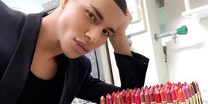L'Oreal Paris x Balmain Paris lipstick collection