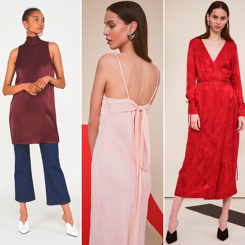 75fe01e4852c This London-based brand creates stylish clothing that looks far beyond its  price tag. From elegant eveningwear to fashionable tailoring