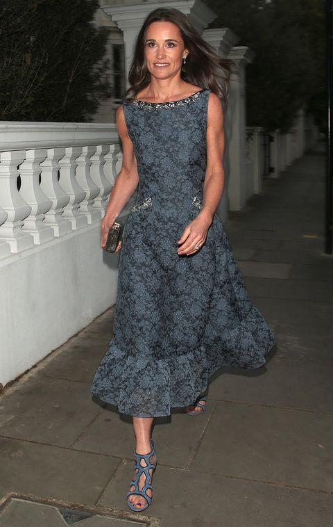 Pippa Middleton in Erdem