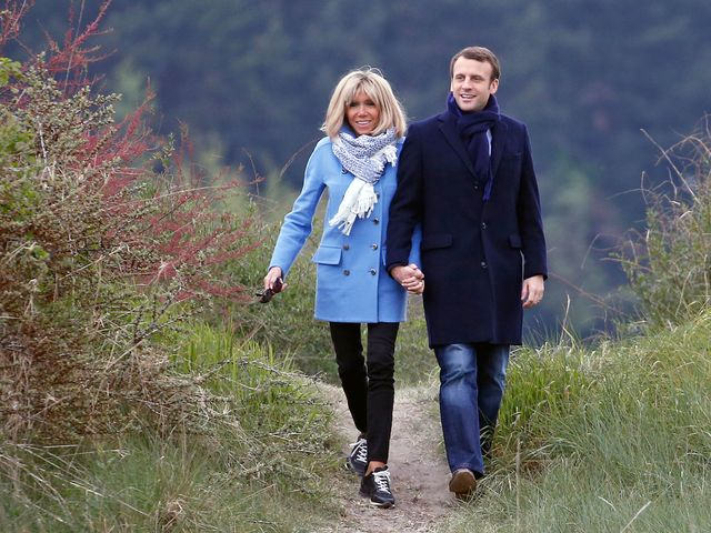 Macron Trogneaux age gap - why do we care?