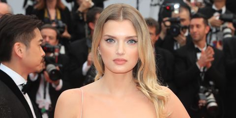 Lily Donaldson Beauty Muse Header