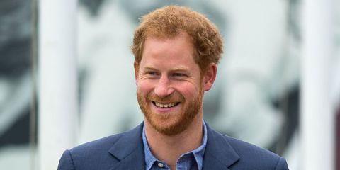 Prince Harry | ELLE UK
