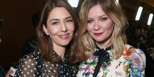 Sophia Coppola with Kirsten Dunst