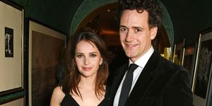 Felicity Jones is engaged