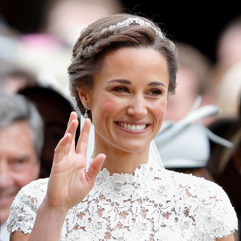 How to recreate pippa middletons wedding hairstyle pippa middletons wedding hairstyle junglespirit Image collections