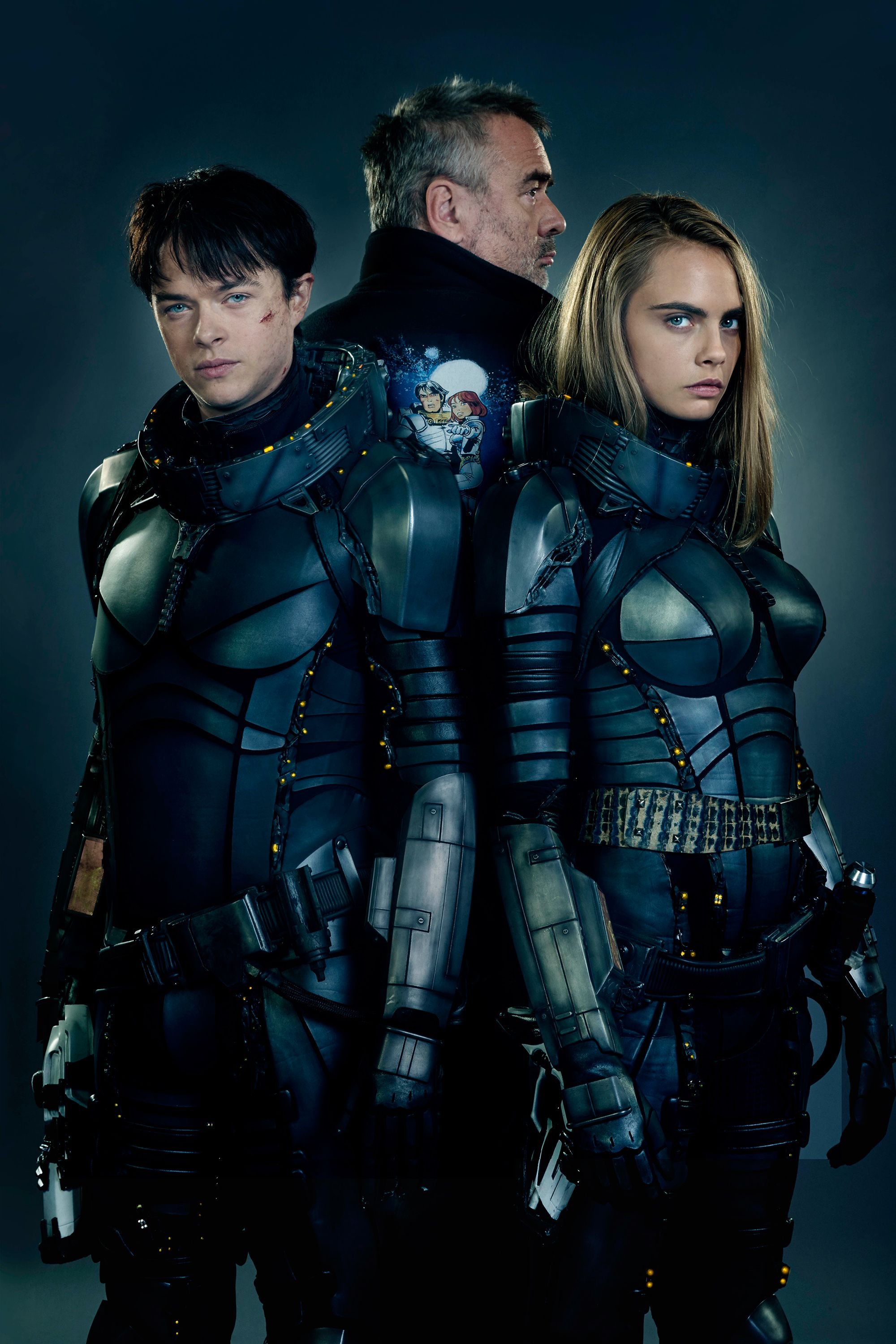 Valerian Film Trailer Starring Rihanna And Cara Delevingne