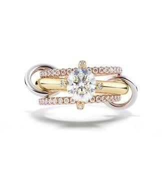 Spinelli Kilcollin wedding rings