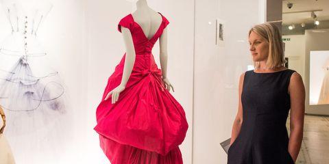 Balenciaga V&A