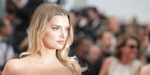 Lily Donaldson at Cannes Film Festival