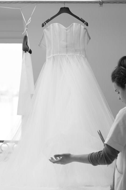 Elle Fanning's Dior dress for Cannes 2017