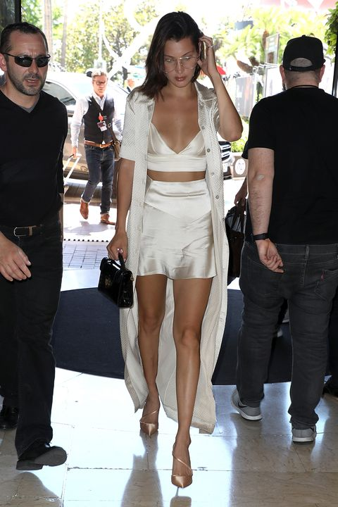 Cannes Film Festival street style