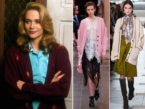 Twin Peaks fashion inspiration
