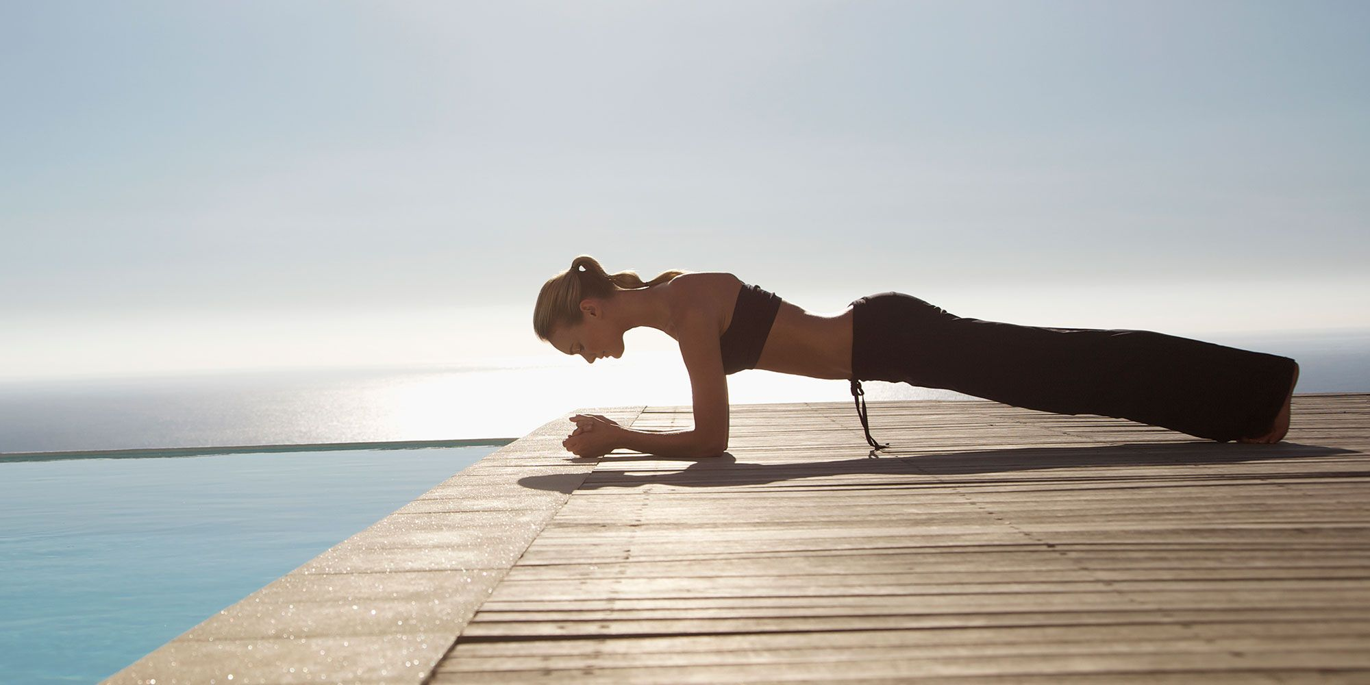 Master this plank and strengthen more than just your core
