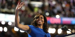 Michelle Obama - leadership skills