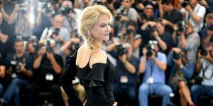 Nicole Kidman says she married Tom Cruise for protection