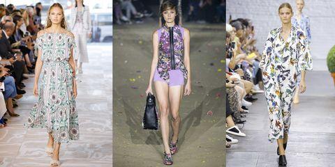 Fashion model, Fashion, Clothing, Runway, Street fashion, Dress, Haute couture, Spring, Summer, Fashion design,
