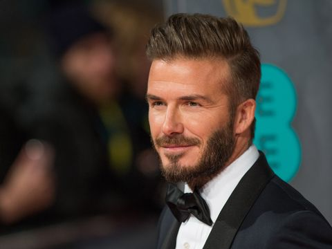 David Beckham Gets A Ribbing From James Corden For His 90s Fashion