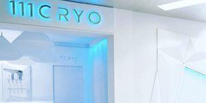 111Cryo cryotherapy chamber