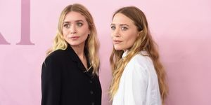 Mary Kate and Ashley at the CFDAs