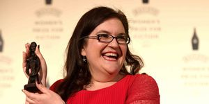 Naomi Alderman, winner of the Bailey's Prize for Women's Fiction