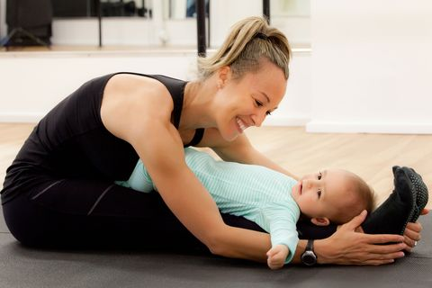 'Babies on Board' at Xtend Barre