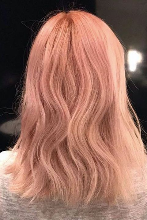 New Blonde Hair Colour Trends For Summer 2017
