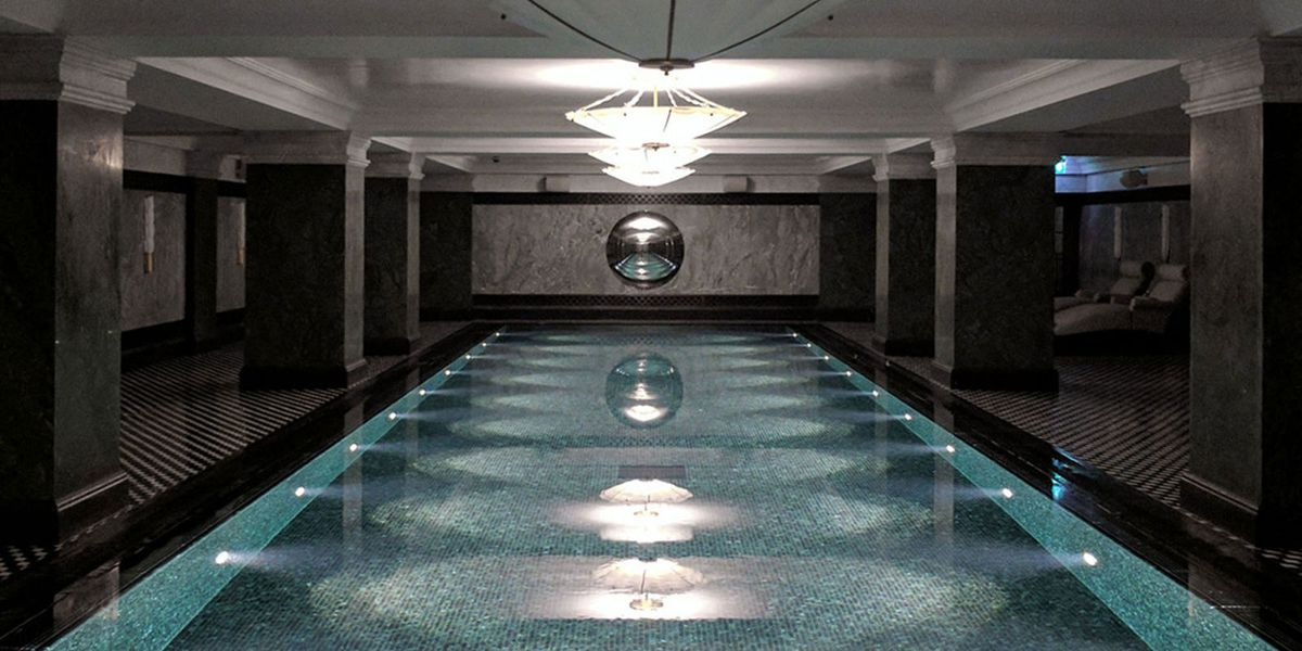 The Best Uk Spa Hotels Gleneagles Dormy House Lime