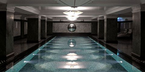 The Best Uk Spa Hotels Gleneagles Dormy House Lime Wood And More