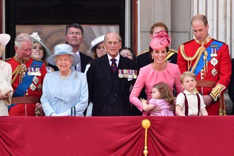 Event, Monarchy,