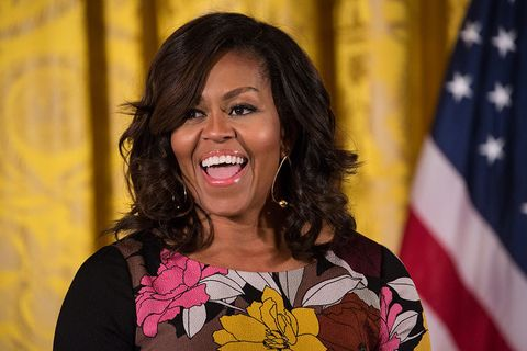 Michelle Obama as First Lady